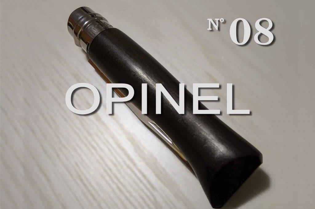 OPINEL #8 Ebony