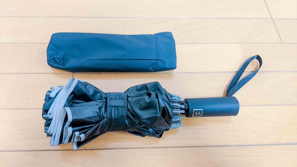 傘と収納ケース